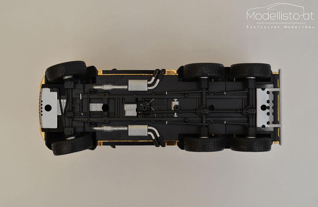 Mercedes 6x6 echtgold beschichtet for Mercedes benz newsletter
