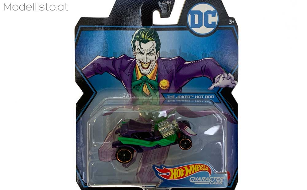 The Joker Hot Rod