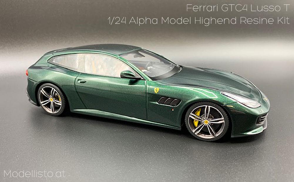 Bausätze Kits Ferrari Gtc4 Lusso T