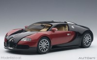 Bugatti EB 16.4 Veyron 2006 (Production Car 001)
