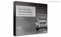Mercedes-Benz G-Klasse Adventskalender
