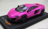 McLaren 675 LT flash-pink fiber pack