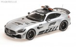 Mercedes AMG GT-R 2017 Safety Car F1 2019