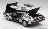 DeLorean DMC12 satin finish