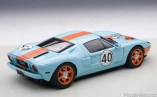Ford GT LM 2004 Gulf Livery