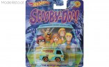 The Mystery Machine Scooby-Doo Car Entertainment Serie