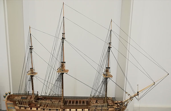 HMS Victory - Stage